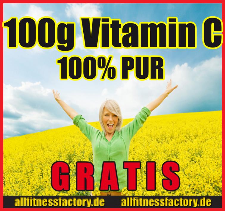 Vitamin C Pulverd