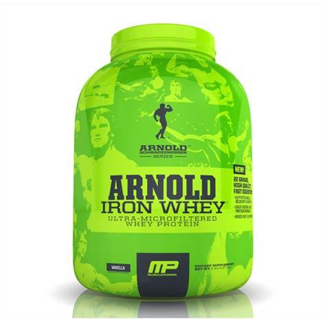 Arnold Series IRON WHEY Protein