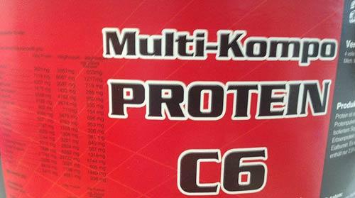 Protein 90 Multi-Kompo Protein C6 News