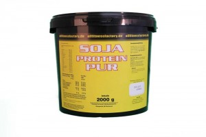 Soja-Protein-PUR-Vanille