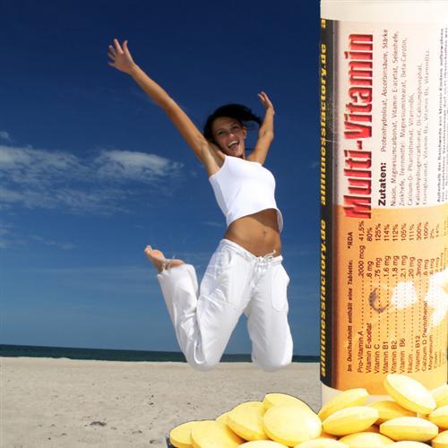 Multi vitamin mineral