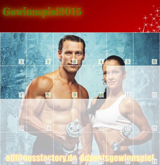 allfitnessfactory.de Tag 10 Kalender