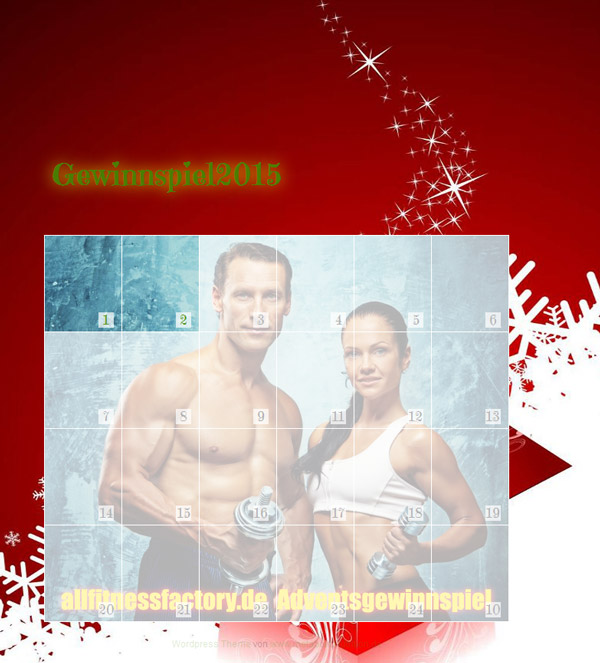 allfitnessfactory_Adventkalender-Tag2