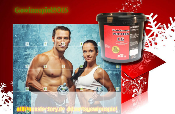 allfitnessfactory Advent Tuer 19