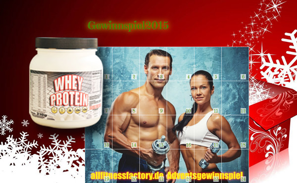 allfitnessfactory Advent Tuer24
