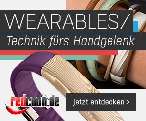 redcoon wearables und fitnesstracker