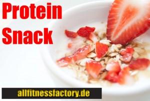 Protein-Snack-Rezept