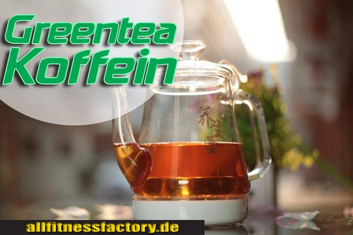 GrünerTee Koffein jetzt