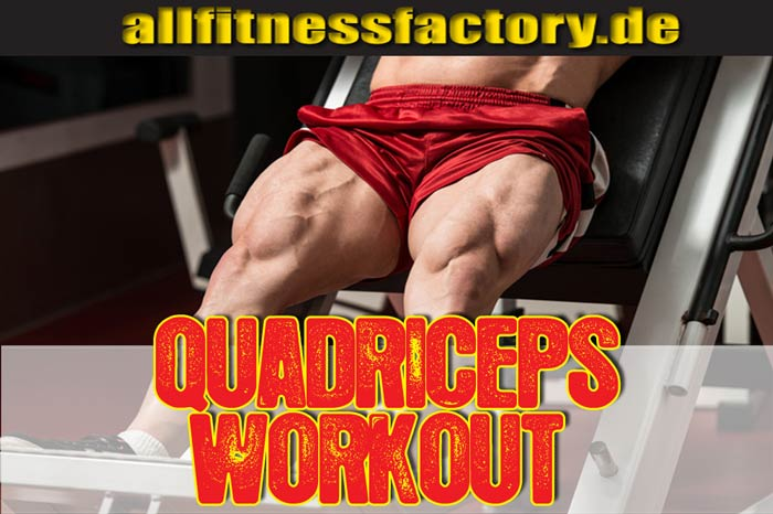 Quadriceps WORKOUT