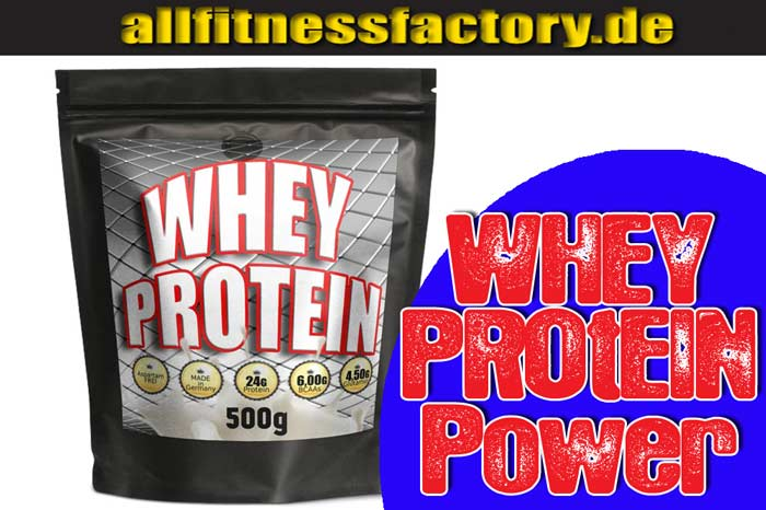 whey protein nach dem training