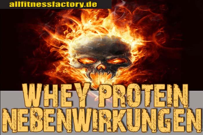 Whey Protein Nebenwirkungen