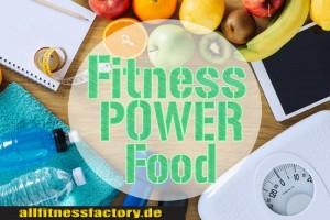 Fitness-Ernährung