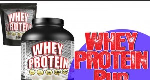 Abnehmen mit Whey Protein