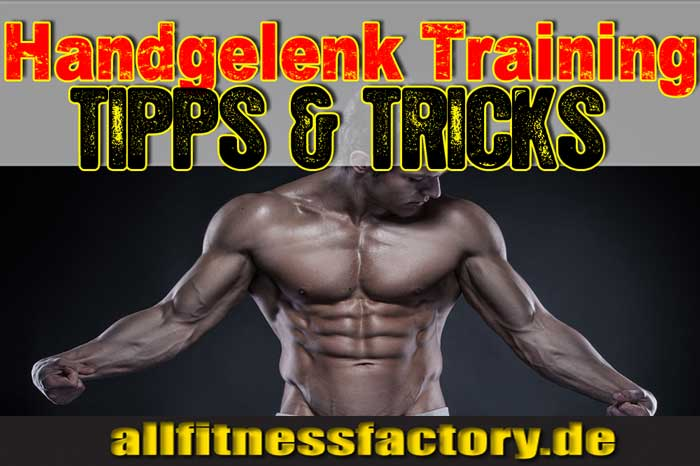 Handgelenk Training