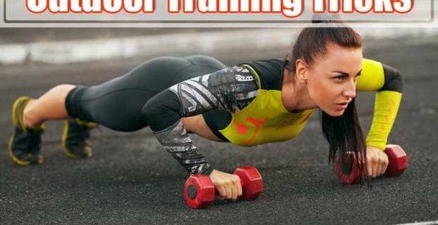 Outdoor Training Übungen