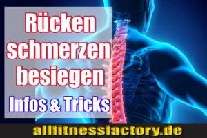 Rückenschmerzen-nach-Training