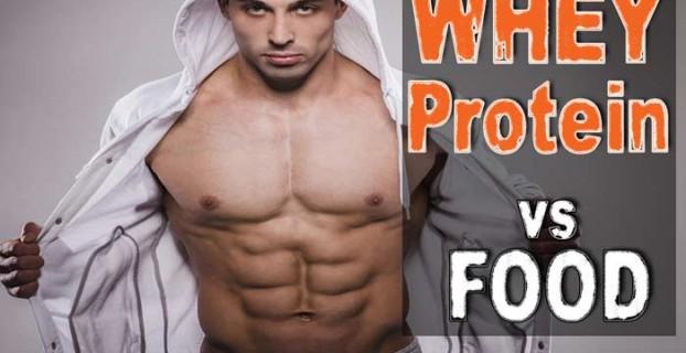 Unterschied Whey Protein