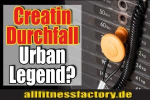 CreatinDurchfall