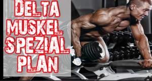 Deltamuskel trainieren