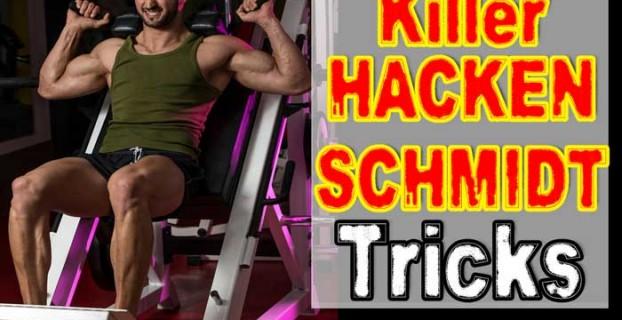 Hackenschmidt Kniebeugen