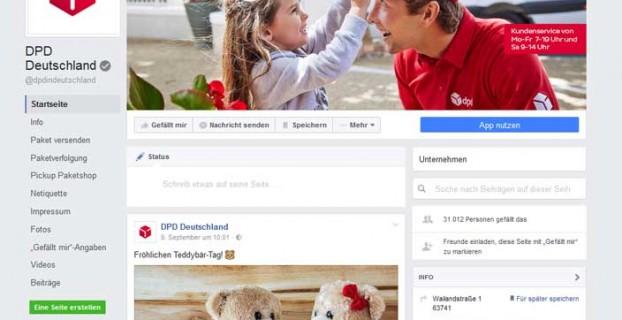 DPD Facebook