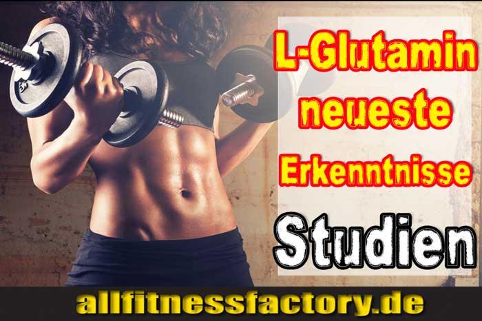 Glutamin Bodybuilding