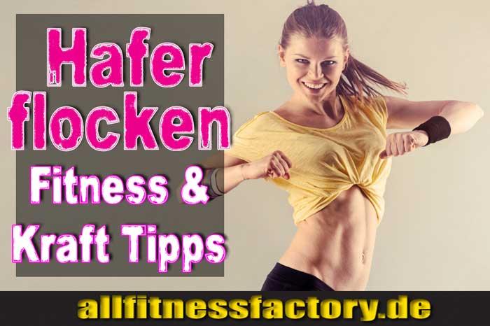 Haferflocken Bodybuilding