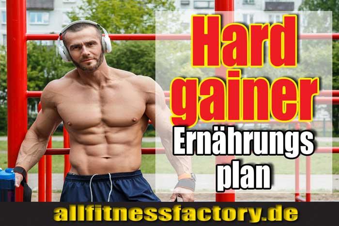 Hardgainer Ernährungsplan