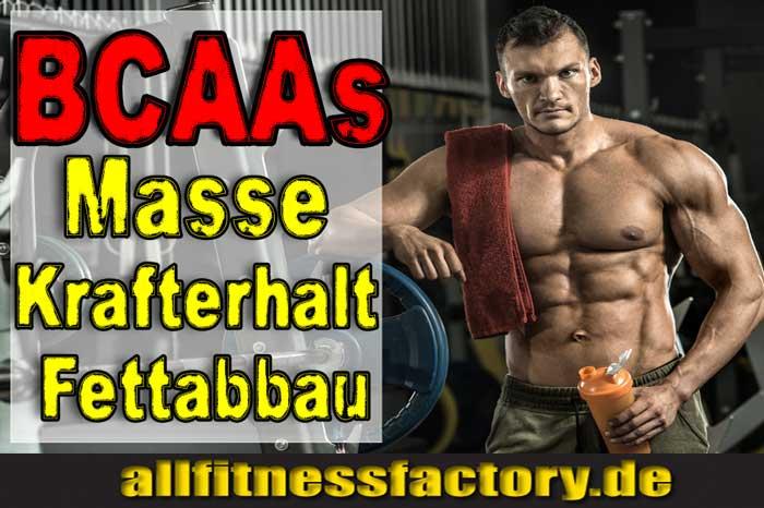 BCAA Nebenwirkungen
