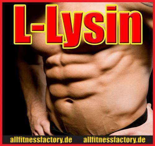 L-Lysin Anti Aging  Muskelaufbau 360 * 700mg Kapseln