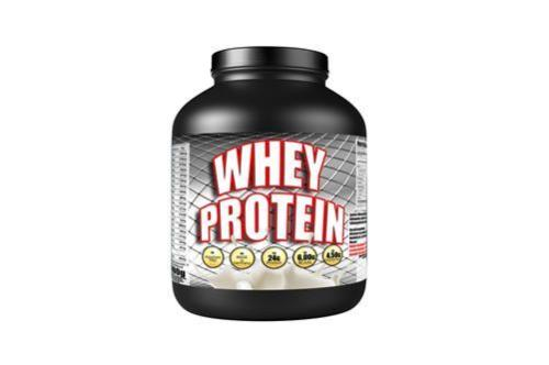 WHEY Protein 2000g, 24g Protein pro Portion 31g,  Vanille