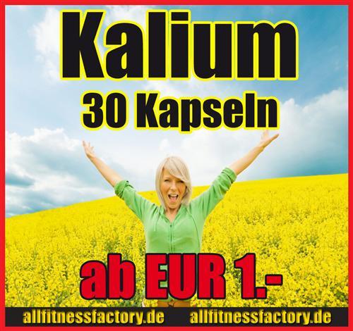 Kalium 890 30 Kapseln SUPERPREIS nur kurze Zeit NEU WOW