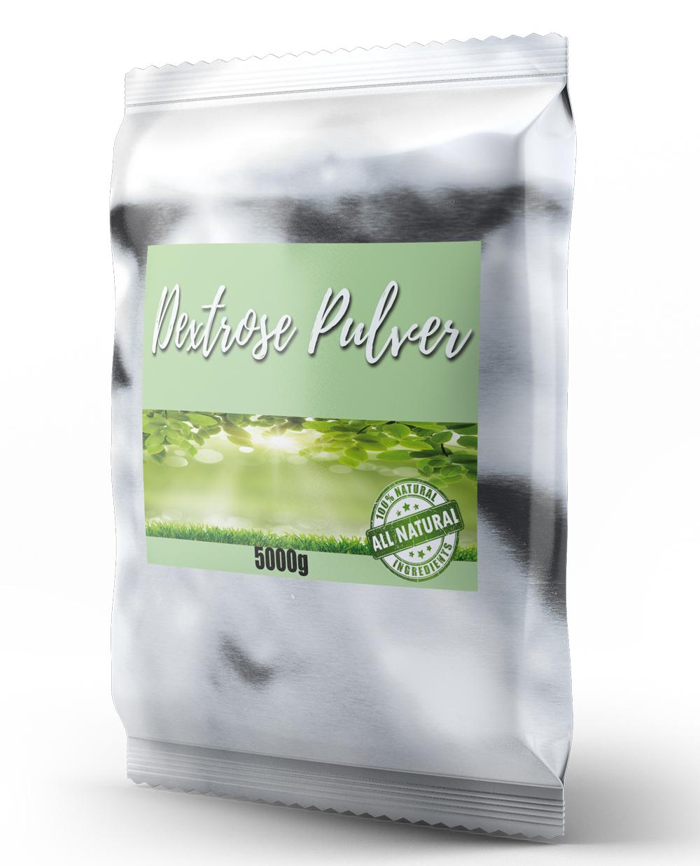 2,8€/kg Dextrose Pulver 5 Kg Qualitäts Traubenzucker 5000G Energie Energy Zucker