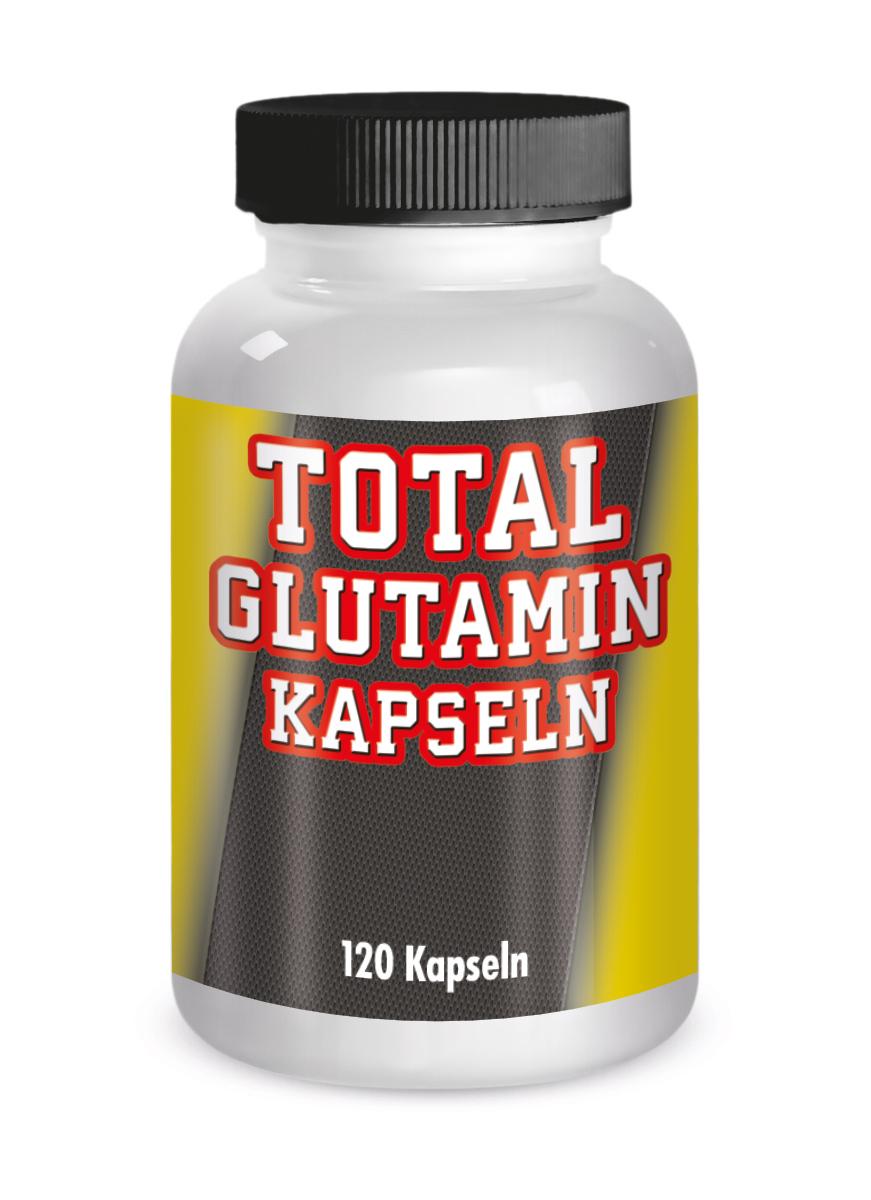 Total L-GLUTAMIN 686 - 120 Kapseln