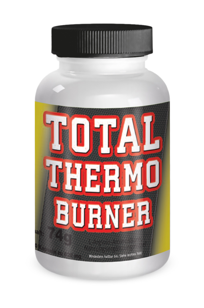 Total Thermo Burner 120 Kapseln