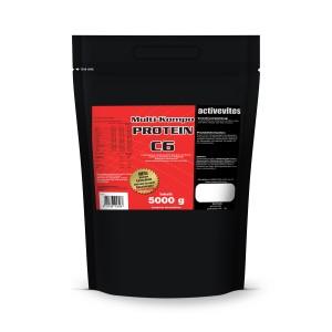 Protein 90 in der 5kg Alu Laminat ZIP wiederverschließbar, günstiger als Eimer
