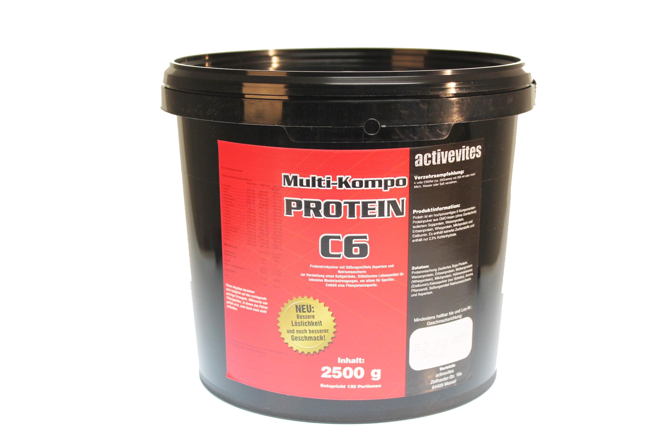 Protein-90-C6-weiss