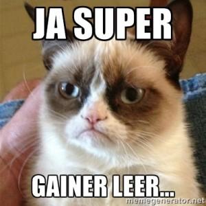 CAT_GAINER NEU