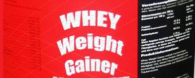 Whey Weight GAINER
