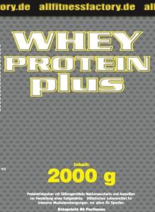 Whey-Plus-mitte NEU
