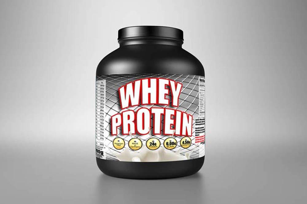 Pures Whey Protein 2kg Kokos neu