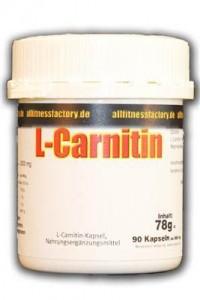 L-Carnitin Kapseln WOW