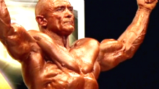 Bodybuilding Oldie