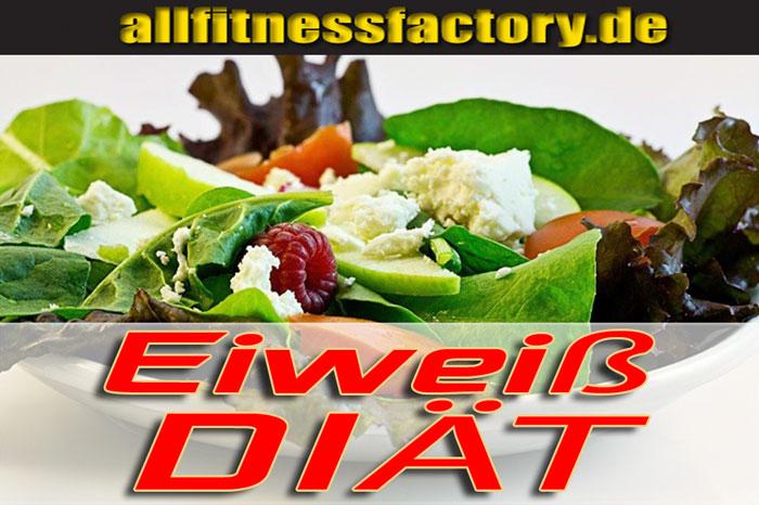 Eiweiß Diät