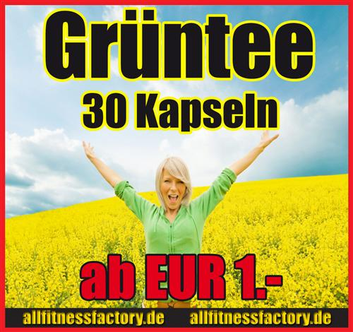 Grüntee NOW