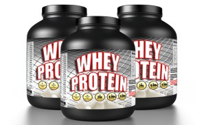 3 mal 2000g Pures Whey Protein