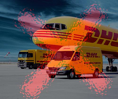 DHL Streik
