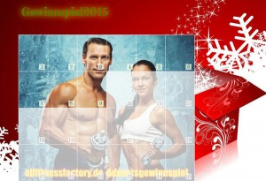 Tag 9 Adventskalender allfitnessfactory.de