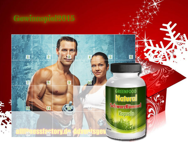 allfitnessfactory Advent Tuer15