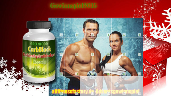 allfitnessfactory Advent Tuer 20